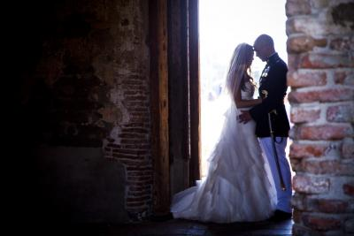 Romantics 203 Mission San Juan Capistrano Wedding